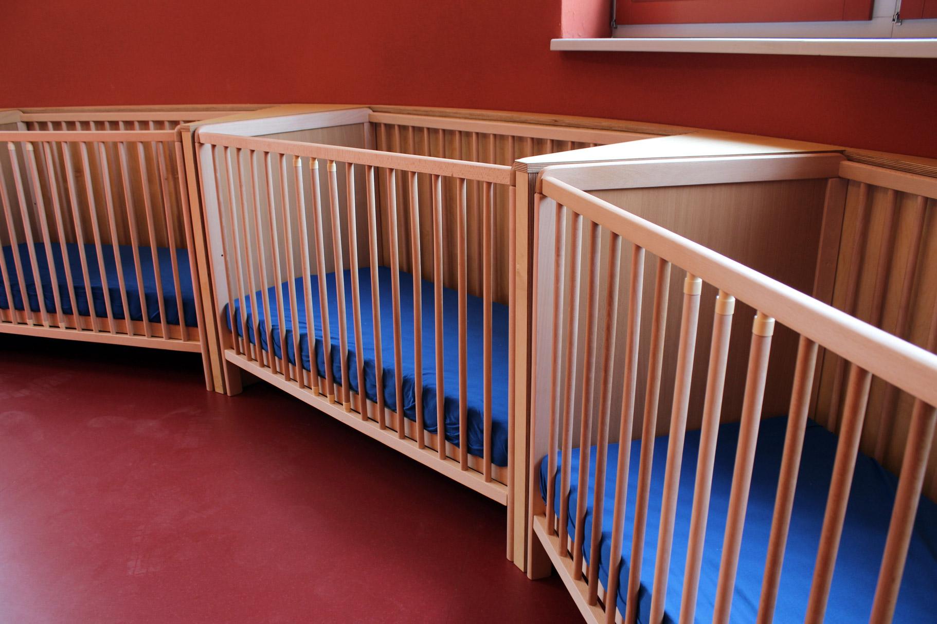 Foto Kinderbettchen von Möbeltischlerei