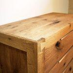 Holzkommode, rustikal - Tischlerarbeit Holzwerkstatt Trommer